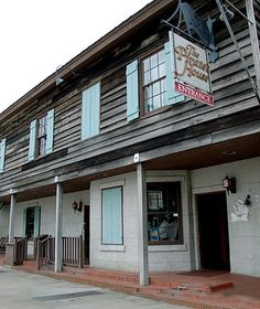 The Pirate's House one of the most haunted destinations in Savannah, Ga