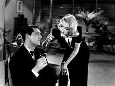 Cary Grant & Constance Bennett. Topper, 1937.