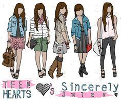 Teenage Style