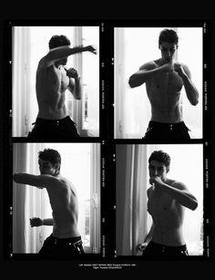 Next / New York / Rafael Miller Action Pose Reference, Human Poses Reference, Pose Reference Photo, Body Reference, Action Poses, Anatomy Reference, Rafael Miller, Fighting Poses, Anatomy Poses