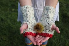 #forsale #Fingerless Gloves #Wrist Warmers #abacusmaximus #etsy