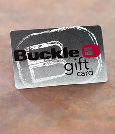 buckle gift card to get a new pair of jeans