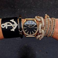 Wrist Candy by Nixon