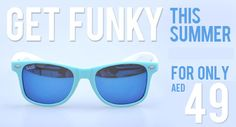 Get into the #FIFA #WorldCup groove! Get amazingly funky with Wild Turtle #Sunglasses for only AED 49 & support your teams in style!  #Football #Dubai #UAE