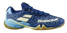 2020 Babolat Shadow Tour Women Shoes Blue Shoes, Blue Yellow, Footwear, Sneakers, Women, Fashion, Trainers, Moda, Shoe