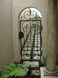 home Wrought Iron, Iron Mongery Gates, Wrought Iron, Arch, Outdoor Structures, Steel, Beautiful, Classic, Home, Diy