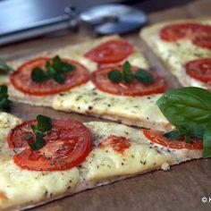 Naan, Frittata, International Recipes, Vegetable Pizza, Food Porn, Vegetables, Diet, Vegetable Recipes, Veggies