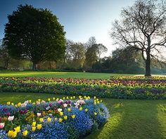 World's Most Beautiful City Parks: Hyde Park