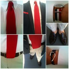 #WIWT my best red, white & blue, happy 4th of July. Party time means party attire, #prepdom #stepupyourprep #preppy #ghbassprep @ghbass @miansai #weejuns #knittie
