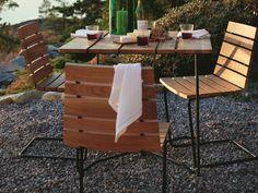 GRINDA Garden chair by Skargaarden design Matilda Lindblom