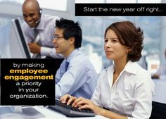 A New Year for Employee Engagement! #newyear2015 #employeeengagement #employeemanagement #businesstips