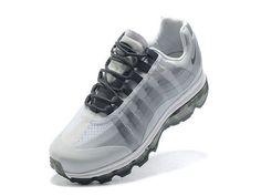 3e24aaa2fa24 Nike Air Max 95 360 White Grey
