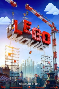Trailer for The Lego Movie released