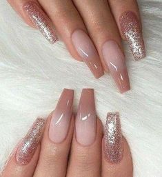 73 Best Stunning Long Coffin Nails Design 💅 You May Try For Prom And Wedding 😘 - Long Coffin Nail Idea 15 😘 💋𝙄𝙛 𝙔𝙤𝙪 𝙇𝙞𝙠𝙚, 𝙅𝙪𝙨𝙩 𝙁𝙤𝙡𝙡𝙤𝙬 𝙐𝙨 💋 💖 💖 💖 💖 💖 💖 💖 💖💖💖 Hope you like this collection about long coffin nails design! Star Nail Designs, Classy Nail Designs, Long Nail Designs, Beautiful Nail Designs, Classy Nails, Simple Nails, Cute Nails, Pretty Nails, Coffin Nails Long