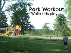 Simple Park Workout