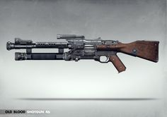 """Axel Torvenius work for Machinegames's """"Wolfenstein: Old Blood"""""""
