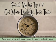 Social Media Tips to Get More Done In Less Time - It's about finding your Social media MITs, your most important tasks (MITs) that will help you reach your goals. The more you do them, the easier they get and before you know it, you've created a social media routine. Time Management Plan, Time Management Techniques, Blogger Help, Write An Email, Report Writing, How To Stop Procrastinating, Writing Tips, Blog Writing, Social Media Tips