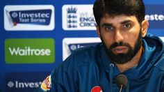 No International Cricket at Home means Dying Interest in the Game among Youth, Says Misbah
