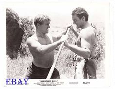 Robert vaughn barechested wrestles man VINTAGE Photo Teenage Caveman | eBay Robert Vaughn, Vintage Men, Vintage Photos, Wrestling, Black And White, Couple Photos, Theater, Archive, Movie Posters