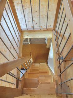 treppe hochbett nana kleines zimmer ganz gro pinterest hochbetten treppe und dachboden. Black Bedroom Furniture Sets. Home Design Ideas