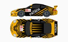 Porsche 911 racing livery.  We collect and generate ideas: ufx.dk