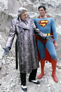 Lex Luthor & Superman #Classic