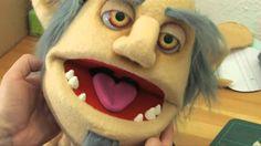 Making of a Goblin Puppet