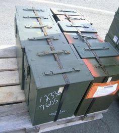 Organizing with Military Surplus!
