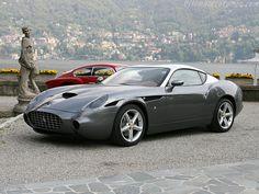 Ferrari 575 GTZ (Zagato)