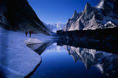 Karakoram Range in Pakistan - photo by toufeeque, via Flickr
