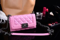 Chanel Samsung Galaxy Note 3 Case Designer Leather Wallet Pink [ChanelNote3Case-017] - $36.80 :