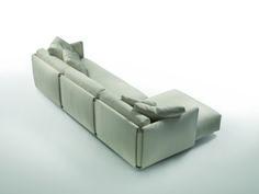 FLEXFORM EDMOND sectional #sofa designed by Carlo Colombo