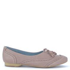 Tamaris cipő | Lapos fűzős Tamaris cipő Touch It talpbéléssel http://chix.hu