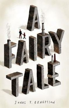 A Fairy Tale book design #typography #illustration
