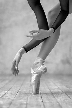 Ana Turazashvili. #Ballet_beautie #sur_les_pointes * Ballet_beautie, sur_les_pointes *
