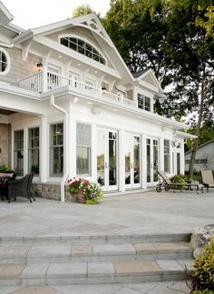 ah this patio...and house