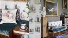 Designers Guild AW15 Royal Collection - Buckingham