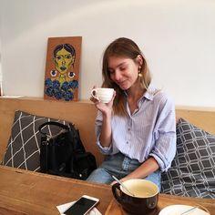 """10.1k Likes, 53 Comments - Anastasiia Nesterenko (@snova_nastia) on Instagram: """"Вы помните свою самую первую работу? А нормальную первую?😄 В пятнадцать лет я решила, что мне…"""""""