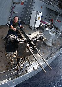 The Machine Gun or Browning Caliber Machine Gun is a heavy machine gun designed towards the end of World War I by John Browning. It is very similar in design to. Military Weapons, Weapons Guns, Guns And Ammo, Big Guns, Cool Guns, Awesome Guns, Fire Machine, Machine Guns, Heavy Machine Gun