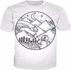 Check out my new product https://www.rageon.com/products/brontosaurus-astronaut-mountain-circle-tattoo on RageOn!