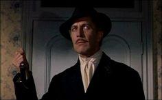Vincent Price, horror genre