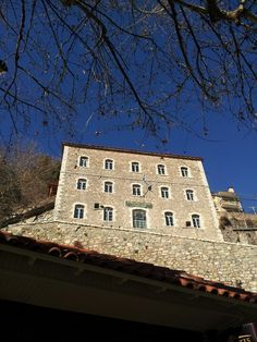 lagkadia village | arkadia greece Vaulting, Greece, Louvre, Good Things, Memories, Building, Board, Travel, Viajes
