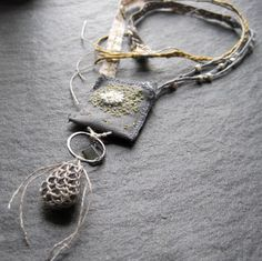 fragile strength talisman - release - by Maire Dodd on Etsy