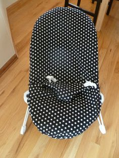 G. Co.: Bouncy Seat Cover--Check out what I did!!