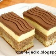 Tvarohový koláč Hungarian Desserts, German Desserts, Czech Recipes, Russian Recipes, Cheesecake Recipes, Dessert Recipes, Sweet And Salty, Ice Cream Recipes, Food Dishes