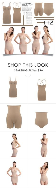 a5cf8256d9 PPZ SHAPEWEAR COLLECTIONS by ppz-brand ❤ liked on Polyvore Shapewear -  http