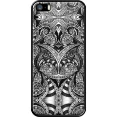 Drawing Floral Zentangle G98 By Medusa81 GraphicArt for Apple  iPhone 5 #TheKase #iPhone #Smartphone #case #floral #zentangle #doodle #drawing #abstract