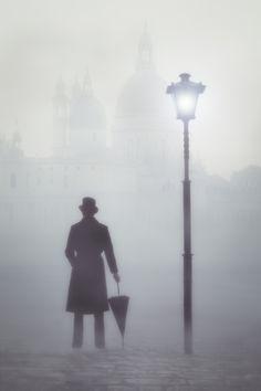 'fog in victorian times' by Joana Kruse