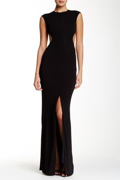 Selma Back Cutout Gown by Rachel Zoe on @HauteLook