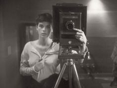 Young Sally Mann, se
